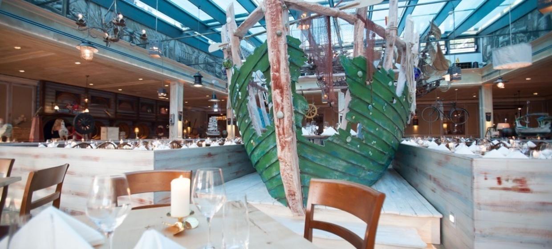 Europapark Restaurant Harborside 1