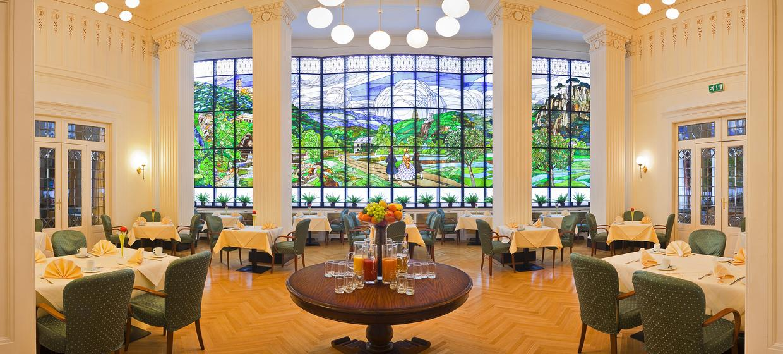 Hotel Herzoghof Baden 1