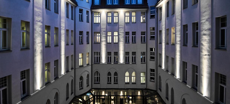Hotel am Steinplatz 6
