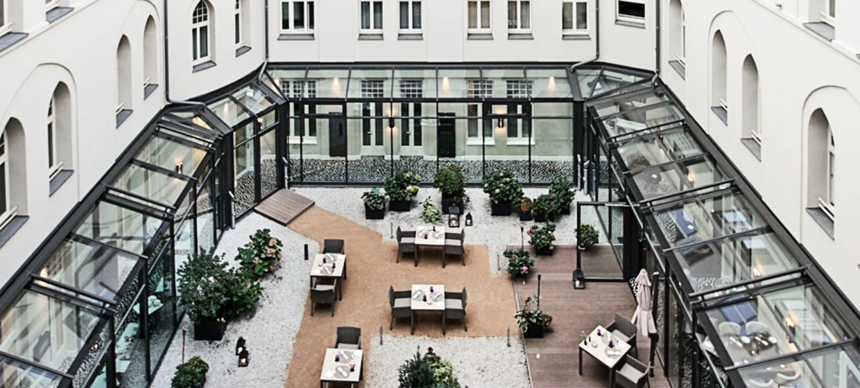 Hotel am Steinplatz 1