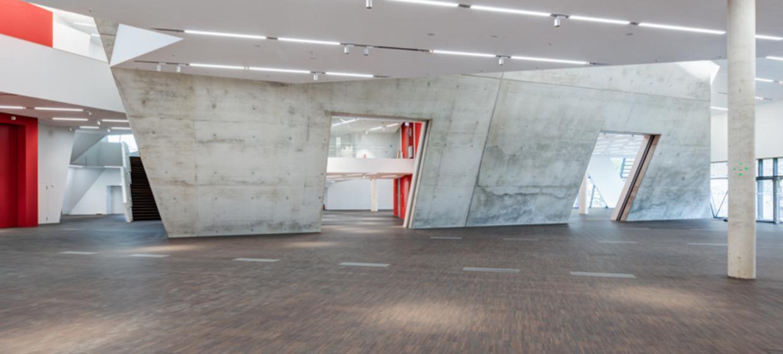Leuphana Zentralgebäude / Campus Lüneburg 7