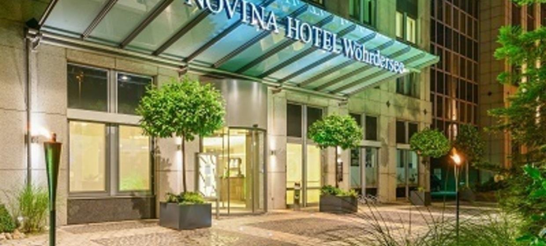 NOVINA HOTEL Wöhrdersee Nürnberg City 9