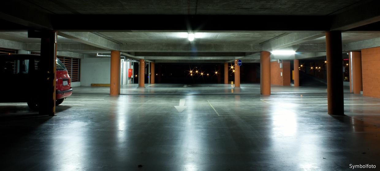 Apcoa Potsdam-Bahnhofspassagen 1