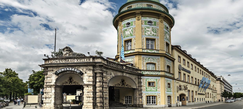 Löwenbräukeller München 1