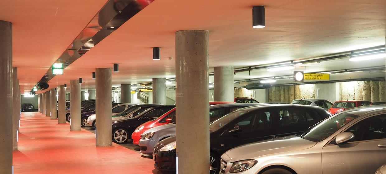 Apcoa City Hof Garagen 1