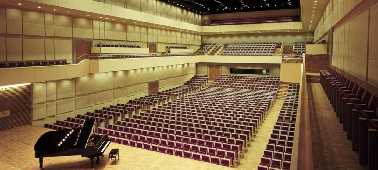 Auditorium & Reitschule Grafenegg 4