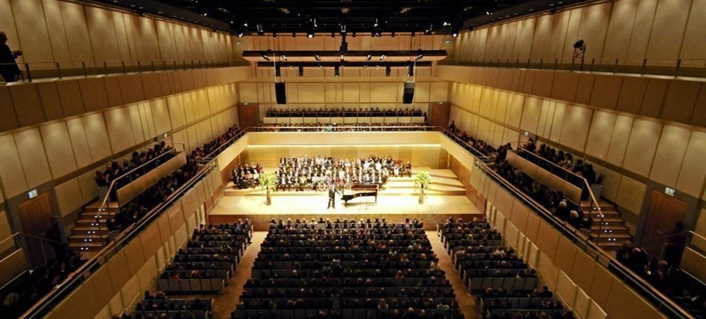 Auditorium & Reitschule Grafenegg 6