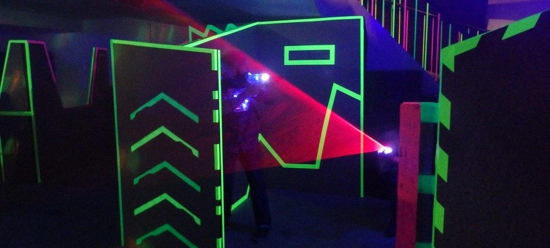 Snap Lasertag 1
