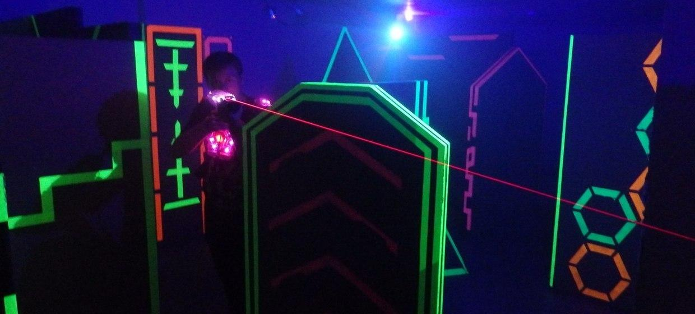 Snap Lasertag 2
