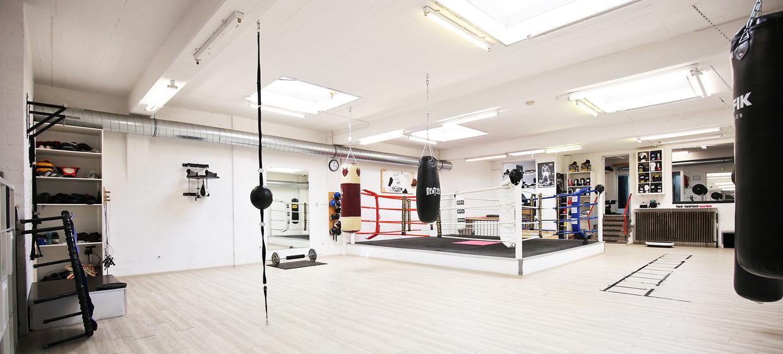 Rafik Sports Boxclub 1