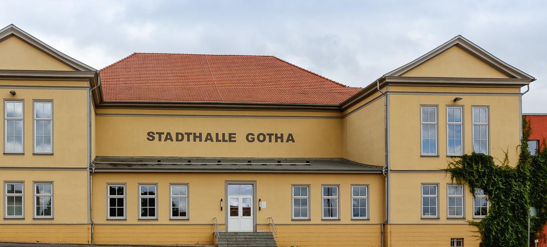Stadthalle Gotha 6