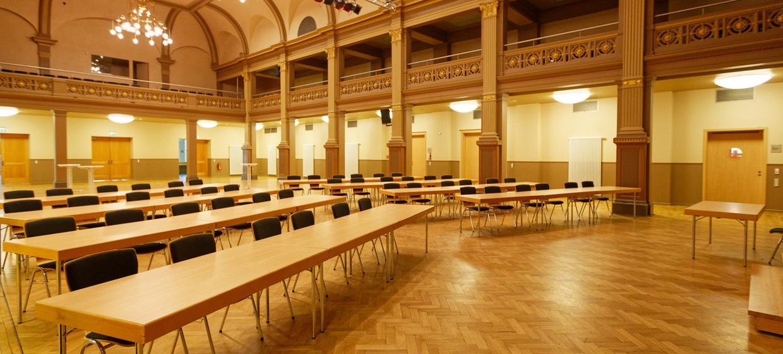 Stadthalle Gotha 2
