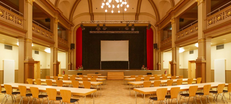 Stadthalle Gotha 1