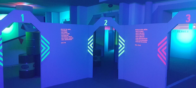 Lasergame Berlin Schöneweide 1