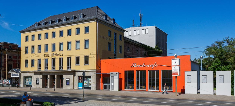 Kulturhaus Gotha 8