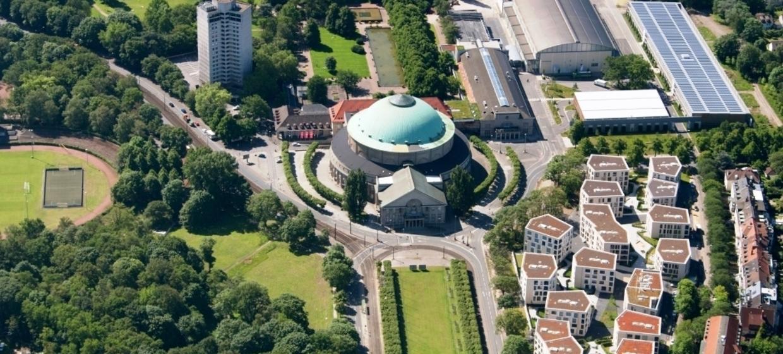 Hannover Congress Centrum & Congress Hotel am Stadtpark 4