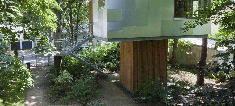 Urban Treehouse 13