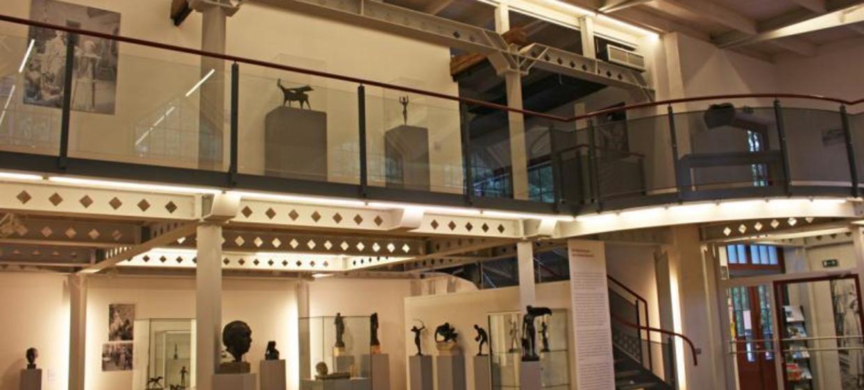 Kunststätte Bossard - Neues Atelier 1