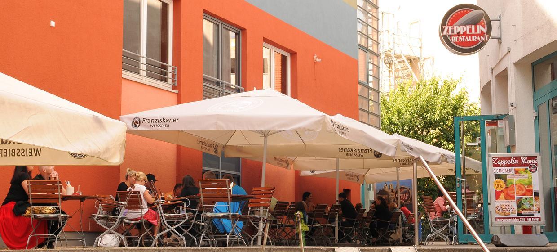 Zeppelin Restaurant Schwerin 2