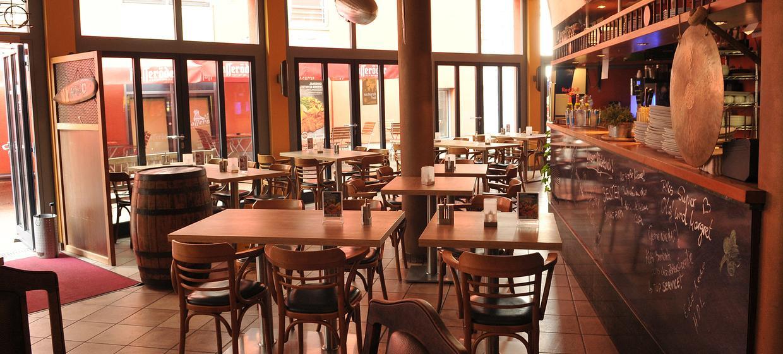 Zeppelin Restaurant Schwerin 1
