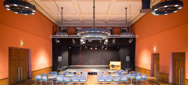 Jugend- und Kulturzentrum mon ami Weimar 5