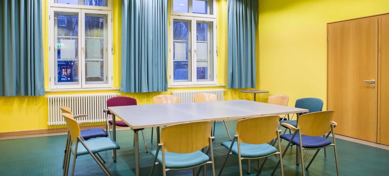 Jugend- und Kulturzentrum mon ami Weimar 1