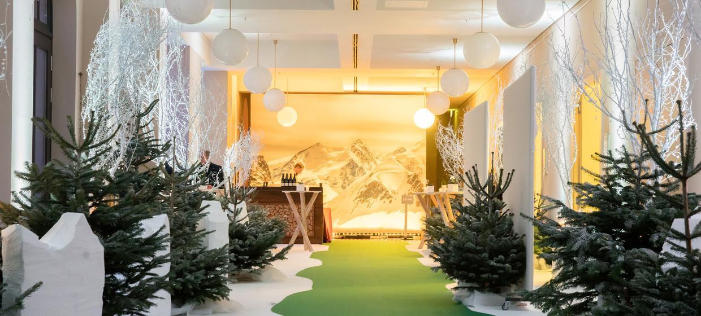 Weihnachtsfeier in historischem Ambiente 4
