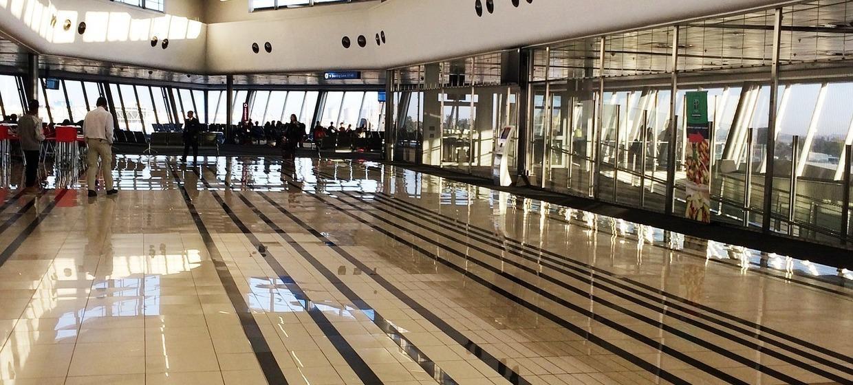 Media Frankfurt Promotion Point,Zwischen Check-In Halle B und Marktplatz Wartehalle B Inland, Ebene 2 (2) 1