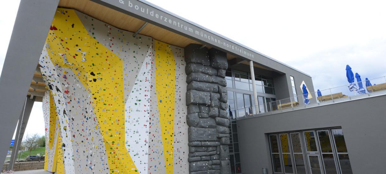 Kletter- und Boulderzentrum München Nord 3