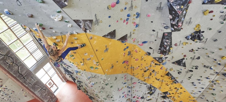 Kletter- und Boulderzentrum München Süd 1