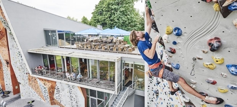 Kletter- und Boulderzentrum München Süd 3