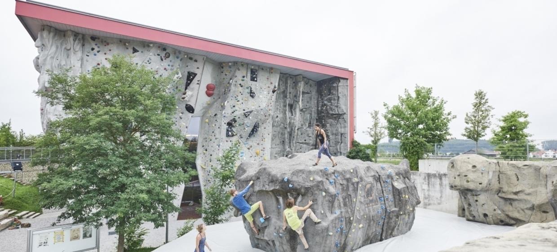 Kletter- und Boulderzentrum München West 1