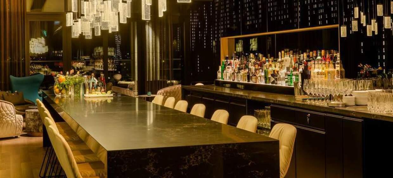 Cloud One Bar im Motel One München-Parkstadt Schwabing 1
