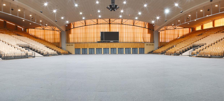 Sport- und Kongresshalle Schwerin 2