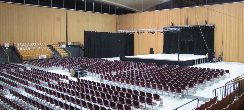 Sport- und Kongresshalle Schwerin 1