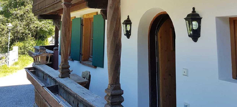 Historisches Bauernhaus 38