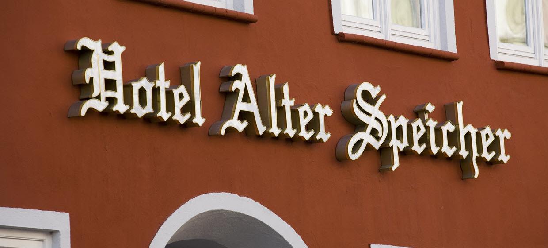 Hotel Alter Speicher 2