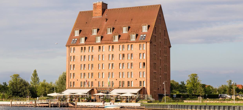 Hotel Speicher am Ziegelsee 2