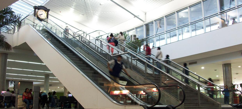 Media Stuttgart Flughafen Promotionfläche Terminal 3 hinter der Sicherheitskontrolle, Ebene 3 1