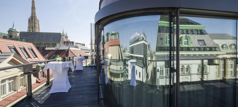HOTEL TOPAZZ & LAMÉE - Penthouse  5
