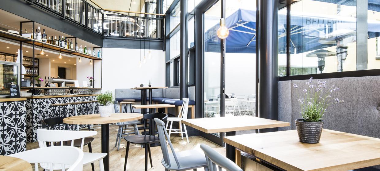 Cafe Bellevue München: Café Bellevue in München mieten bei