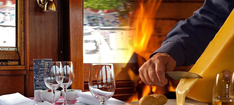 Raclette-Fahrt auf der Spree 1