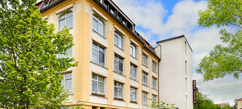 Hotel Alte Klavierfabrik Meissen 3