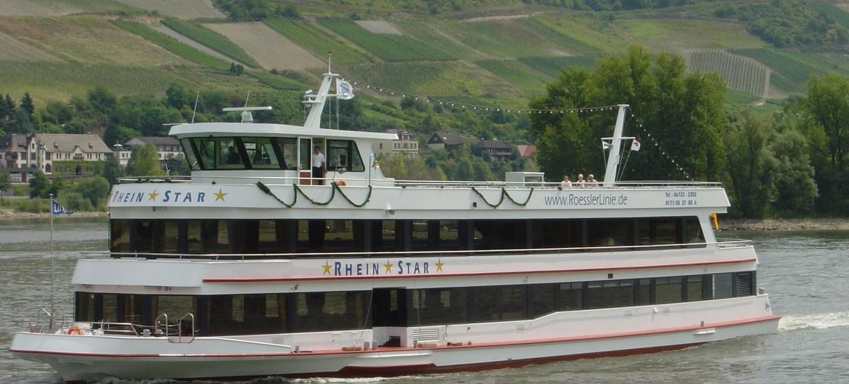 Rössler Linie - Rhein Star 2