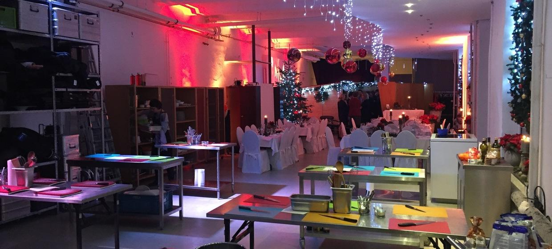 Pop-Up Kitchen in der Krugstraße  7
