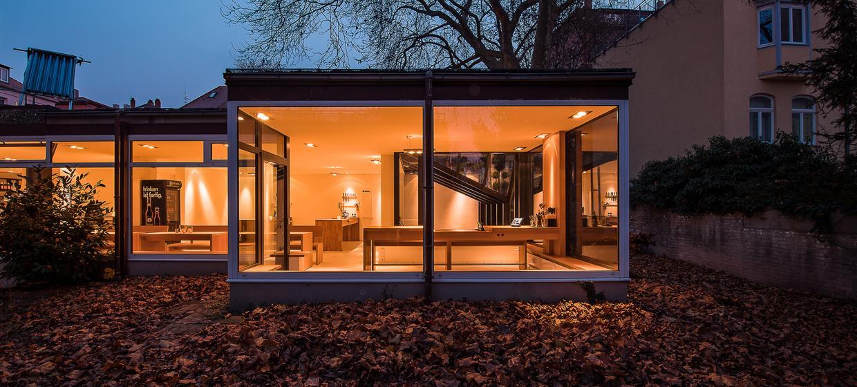 Koch Kunst Raum in der Bucher Straße 7