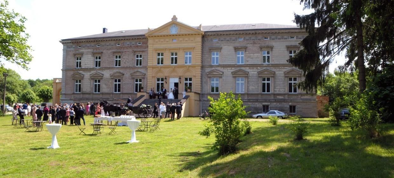 Schloss Tressow  1