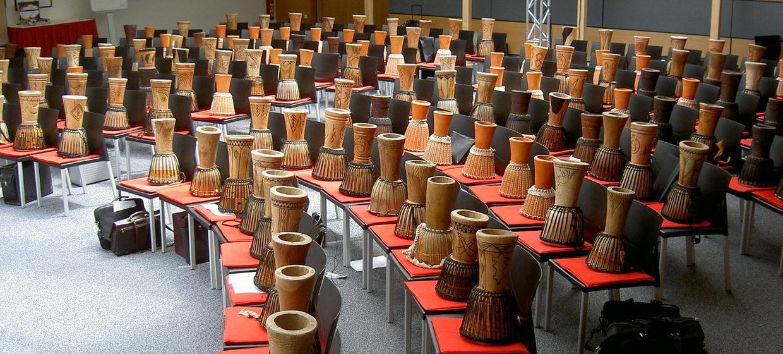 Trommelkunst – Events und Workshops 2