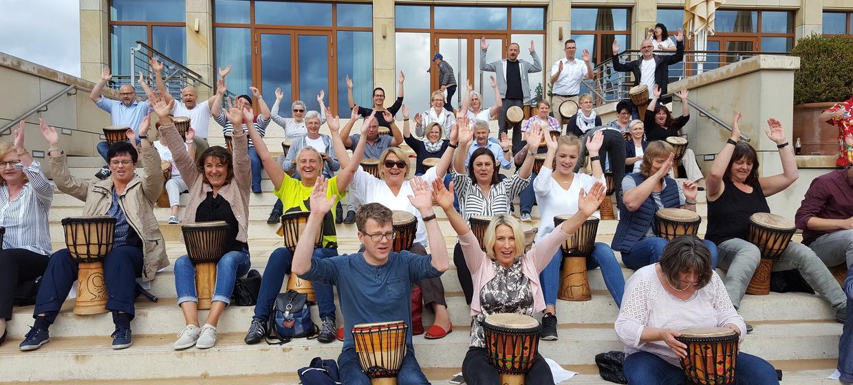 Trommelkunst – Events und Workshops 5