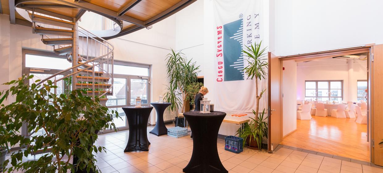 Business-Lounge Leipzig 4